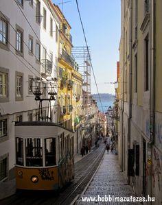 Top 14 kedvenc helyem Lisszabonban, térképpel | Hobbim az utazás Bali, Street View, Loreto