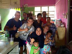 IndoBorneopara3, sensaciones viajeras en familia