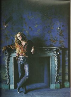 Peace, Love, and Rock 'n' Roll Robert Plant