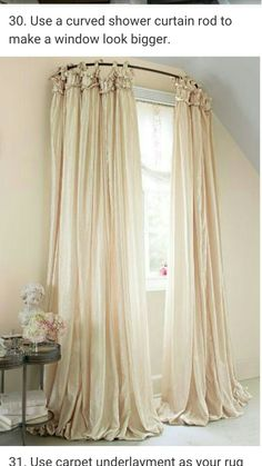 nothing finished a room or adds charm like custom window treatments
