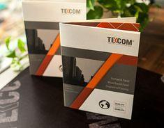 Tekcom - Cataloge & Leaflet