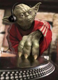 DJ Yoda (and there actually is a VJ by that name)