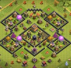 Farming Bases Links 2020 with Bomb Tower. These Bases can Withstand various enemy attacks in multiplayer battles. Town Hall, Farming, Everything, Base