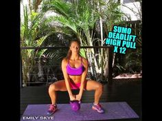 Full body kettlebell workout, at home - Emily Skye FIT - YouTube