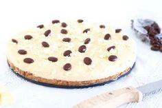 Cappuccino cheesecake met witte chocolade – SINNER SUNDAY
