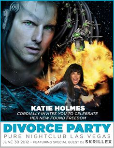 awesone poster. sad that another hollywood couple has bit the bullet, though.