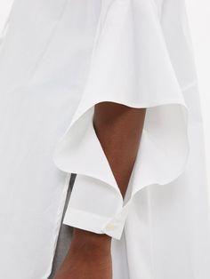 Sleeves Designs For Dresses, Sleeve Designs, Blouse Designs, Dress Designs, Palmer Harding, Fashion Details, Fashion Design, Fabric Manipulation, Sewing Patterns