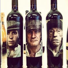 """""""3 generations of wine from Matsu... New to Majestic."""" interesting concept"""