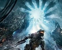 Halo 4 cover art is looking mighty fine.