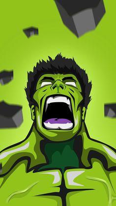 Hulk animated wallpaper for phones Hq Marvel, Marvel Comics Art, Marvel Heroes, Amazing Spiderman, Incredible Hulk, Marvel Animation, Captain America Wallpaper, Hulk Art, Joker Art