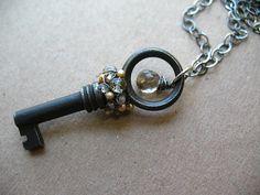 Secrets Key Nekclace   Flickr: Intercambio de fotos