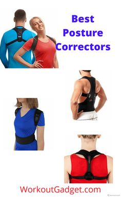Posture Correctors are the best to remove back pain very easily.