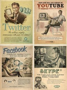 We spotted this thanks to #Sociable Lilach Bullock - #Vintage #SocialMedia, pretty cool hey?