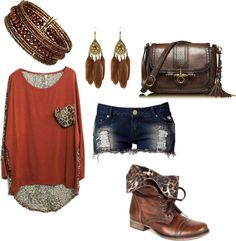 ., created by elewis on Polyvore