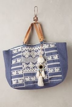 Keep the bag,  I just want the awesome tassel!