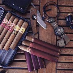 Essentials for the Sunday trip ! Before anything else preparation is the key to success Car Part Furniture, Automotive Furniture, Automotive Decor, Bar Furniture, Modern Furniture, Furniture Design, Cuban Cigars, Cigars And Whiskey, Whisky