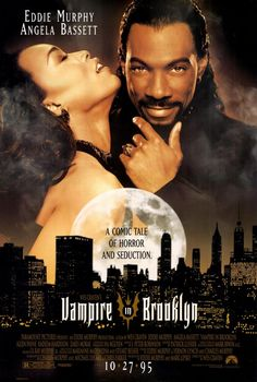 """Image Source   Movie : """"Vampire in Brooklyn""""  Director : Wes Craven  Year : 1995  Rating : R  Running Time : 1 hour, 40 minutes    An anc..."""