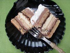 Posna kinder torta