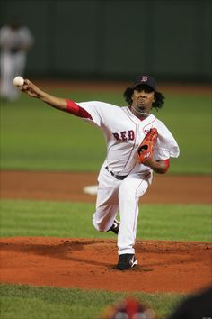 Pedro Martinez #20 on all time list for most batters hit with 141