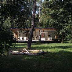 Modern day forest cabin in Zealand Island | IKEA Decoration