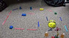 Beebot ilmapallojahdissa - YouTube