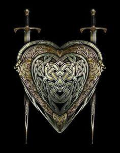 viking heart ~ETS #artifacts #thevikings