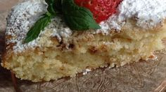 Simple Buttermilk Coffee Cake: This old fashioned coffee cake is perfect for serving with your favorite toppings and fruit. Buttermilk Coffee Cake, Buttermilk Recipes, Jelly Recipes, Baking Recipes, Dessert Recipes, Best Carrot Cake, Light Cakes, Best Cheesecake, Sponge Cake Recipes