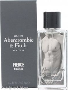 Abercrombie & Fitch Fierce Eau de Cologne 50ml Spray