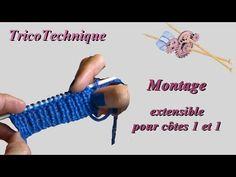 Montage extensible ou tubulaire pour côtes 1-1 - YouTube