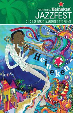Puerto Rico Heineken Jazz Fest 2013