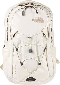 backpacks For a pack that can do it all, grab The North Face Womens Jester Luxe Backpack. The womens specific backpack features a large main compartment with a padded laptop sleeve, externa North Face Backpack School, North Face Rucksack, The North Face, North Face Women, North Faces, North Face Bag, Outfit Ideas For Teen Girls, Outfits For Teens, Teenager Outfits