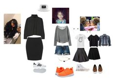 """""""11111"""" by marleyonpointe ❤ liked on Polyvore featuring NIKE, adidas, DKNY, maurices, Marni, La Garçonne Moderne, Francesco Scognamiglio, Balmain, Converse and Fat Face"""