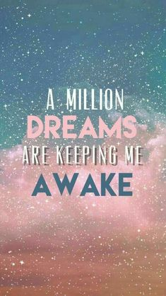 Cute song lyrics · a million dreams ~ the greatest showman the greatest showman, dream quotes, best quotes Cute Song Lyrics, Cute Songs, Song Lyric Quotes, Music Lyrics, Citation Cute, Citations Film, Quote Backgrounds, Amazing Backgrounds, Wallpaper Iphone Quotes Songs