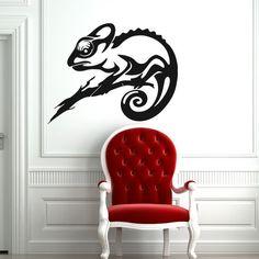 Wall Decal Decor Decals Art Sticker Lizard Dragon Animal Iguana Branch (M417) DecorWallDecals http://www.amazon.com/dp/B00FZECR66/ref=cm_sw_r_pi_dp_I5XZub0AZ3YZX
