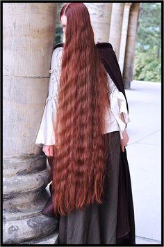 rapunzel, long hair
