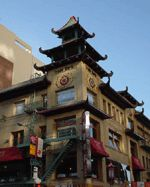 Attractions in San Francisco Chinatown - The largest chinatown outside of Asia