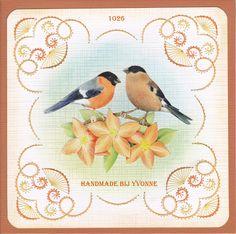 YBB 1026 Vogeltjes