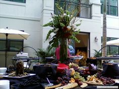 Private Plates, Catering, Photo Galleries, Table Decorations, Gallery, Creative, Ethnic Recipes, Plants, Miami