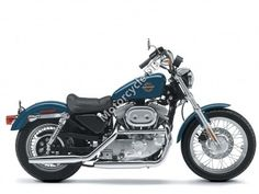 1986 Harley Davidson Sportster 1100 | 1986 Harley-Davidson XLH Sportster 1100 Evolution De Luxe ...