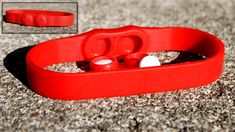 Beatfirst Pill Holder Bracelet - Item 305 (small), Item 306 (large) | PillThing.com