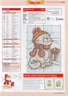Gallery.ru / Photo # 27 - Cross Stitch Card Shop 50 - WhiteAngel