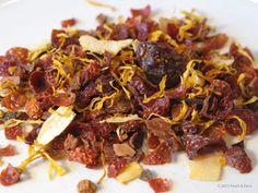 Fire Woman™ FRUIT PUNCH  Organic Herbal Tea by FinchandFernTea