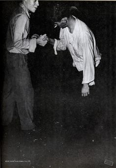 Weegee (Arthur Fellig) - Untitled, Drunks Dancing, circa 1940. S)