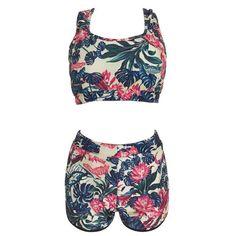 Floral /Tree /Emoji /Leopard Sexy Bikini Set Padded Swimwear Women 2017 Summer Beach Suit Hot Bathing Suit maillot de bain femme