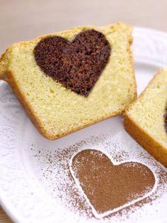 Recette Cake moelleux au mascarpone et insert au chocolat