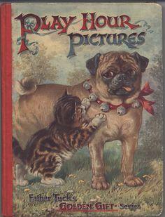 Pug Photos, Pug Pictures, Pug Pics, Pug Illustration, Illustrations, Animals And Pets, Cute Animals, Old Pug, Pug Art