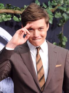 Nick Robinson Jurassic World and The Fifth Wave