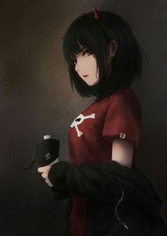 girl Anime pictures and wallpapers search Anime Neko, Kawaii Anime Girl, Manga Kawaii, Gato Anime, Chica Anime Manga, Otaku Anime, Anime Amor, Dark Anime Girl, Manga Girl