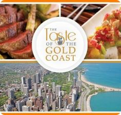 Taste of the Gold Coast 2012 in Chicago