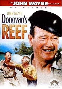John Wayne, Lee Marvin, and Jack Warden are former Navy men who live a leisurely life on an idyllic Pacific island where they had fought during World War II. But Wayne finds his boozing and brawling ways could be coming to an end. Old Movies, Vintage Movies, Great Movies, Famous Movies, Awesome Movies, Tahiti, Love Movie, Movie Tv, Buddy Movie